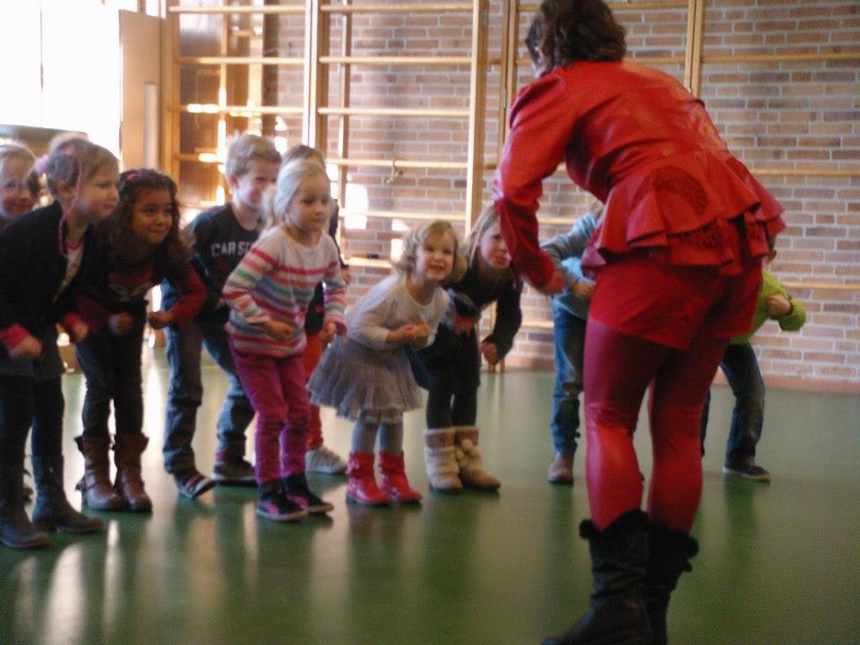 Stichting Kudde - dans, community projecten, workshops
